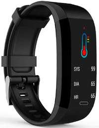 GOQii Vital 2 - Blood Pressure Monitor Fit Band